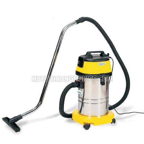 Cấu tạo máy hút bụi hút nước công nghiệp