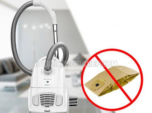 Máy hút bụi Electrolux Z2405 còn có khả năng hút bụi ẩm một cách hiệu quả