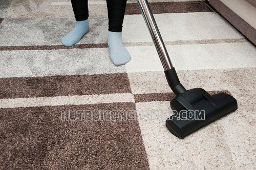 Một số mẹo giữ thảm trải sàn luôn sạch