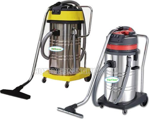 So sánh máy hút bụi Hiclean và Top Clean