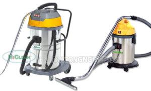 So sánh máy hút bụi Hiclean và Clean Maid