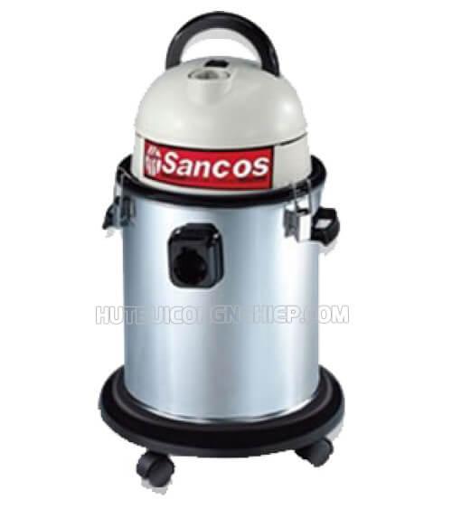Máy hút bụi công nghiệp Sancos được đánh giá cao về chất lượng sản phẩm