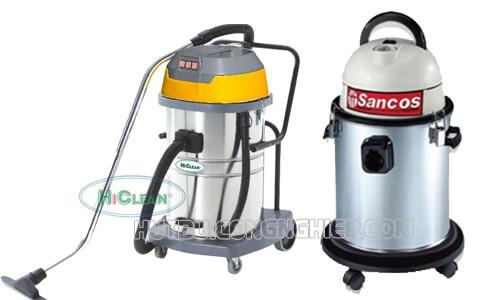 So sánh máy hút bụi Hiclean và Sancos