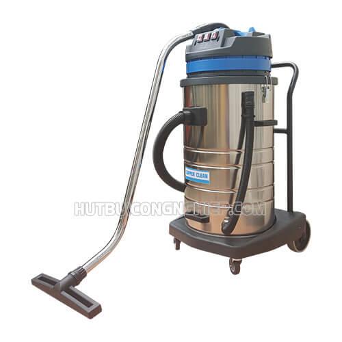 hiệu quả vệ sinh của máy hút bụi Supper Clean vẫn được đánh giá cao hơn so với Palada