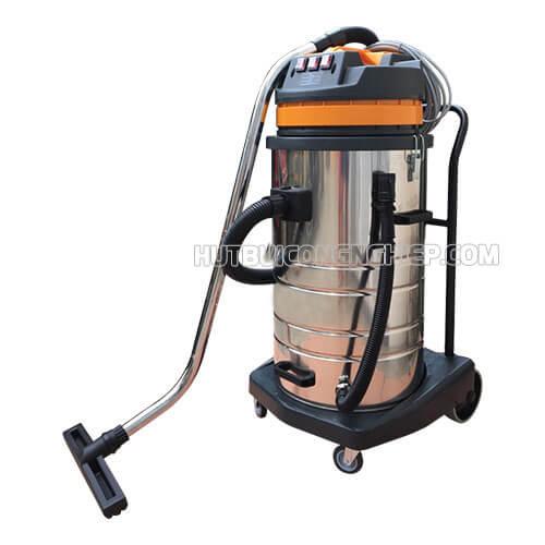 máy hút bụi công nghiệp khô, ướt AT-80