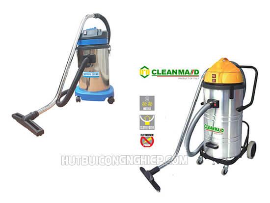 Những điều cần biết về máy hút bụi Supper Clean và Clean Maid