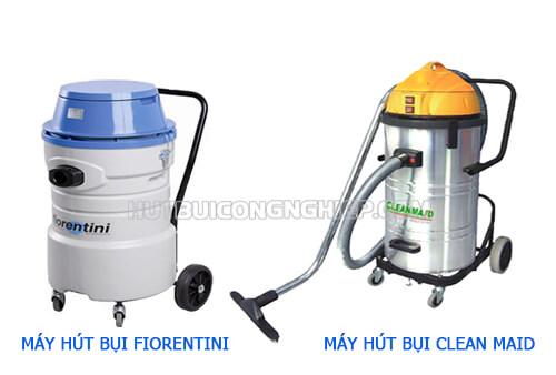 Phân tích ưu điểm của máy hút bụi Clean Maid và Fiorentini