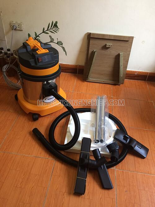 máy hút bụi Camry và Clean Maid