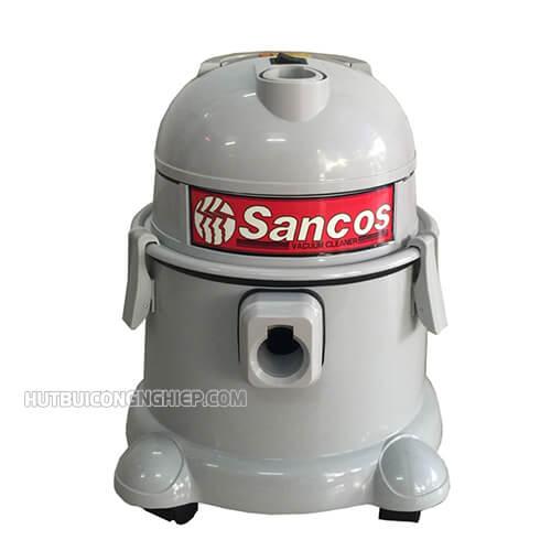 Máy hút bụi Sancos thiết kể nhỏ gọn, di chuyển dễ dàng
