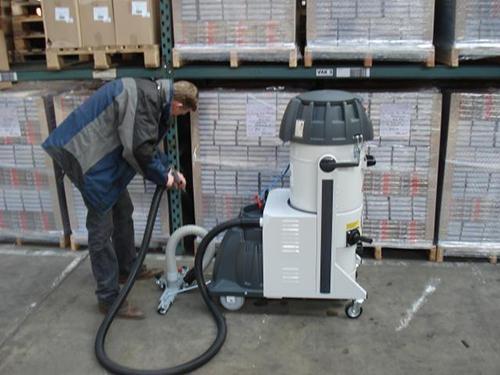 Các loại máy hút bụi công nghiệp cho nhà máy đang thịnh hành