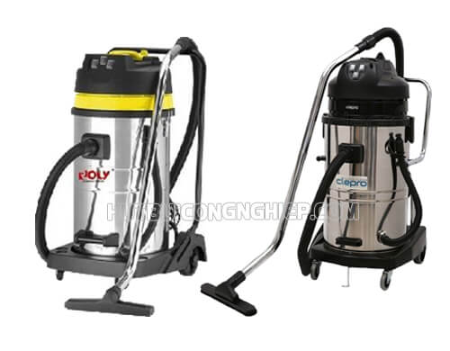 So sánh hai loại máy hút bụi Roly và Clepro trong cùng mức giá 5-6 triệu đồng