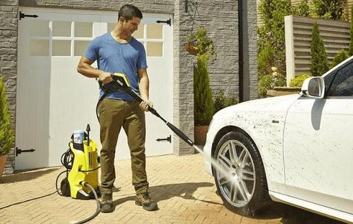 Máy rửa xe bị yếu sẽ ảnh hưởng tới hiệu suất quá trình phun rửa