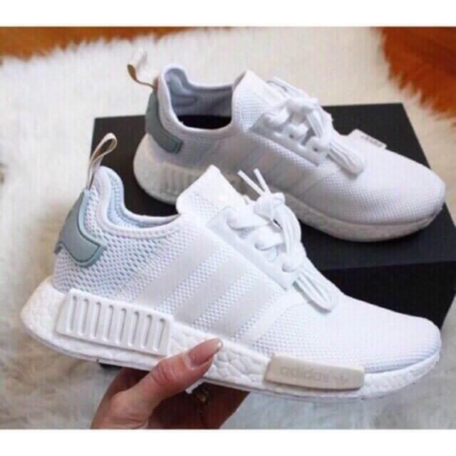 cách giặt giày adidas trắng