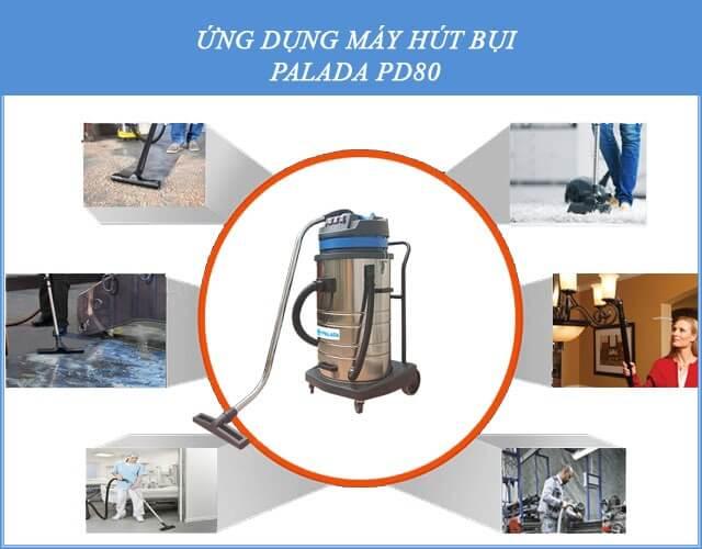 máy hút bụi công nghiệp 3600W