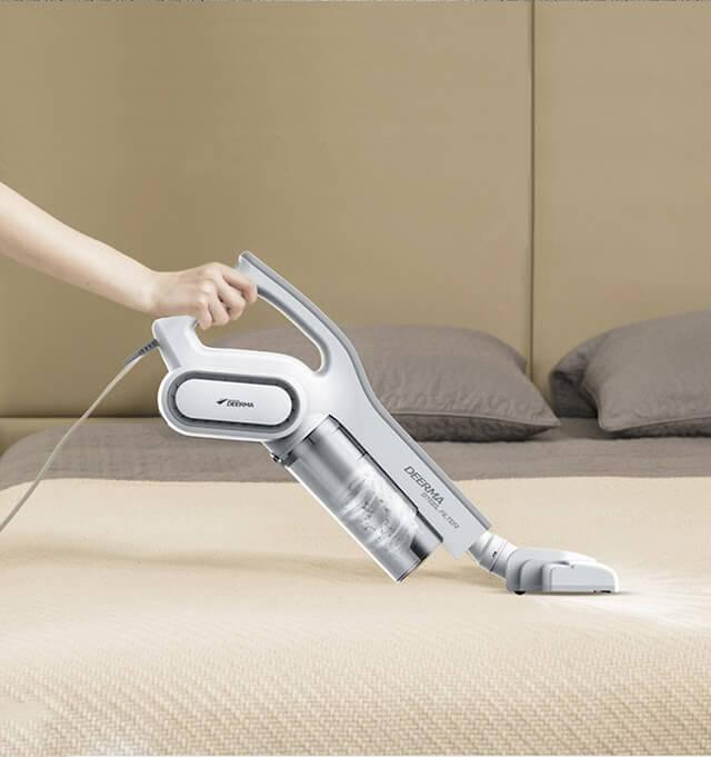 Deerma hút bụi giường, đệm, sofa hiệu quả