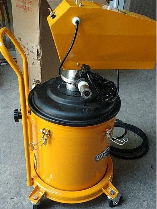 giá máy bơm mỡ bằng điện