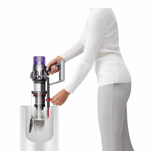 vệ sinh máy hút bụi dyson v10