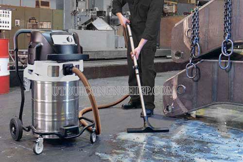 lựa chọn máy hút bụi nhà xưởng chính hãng