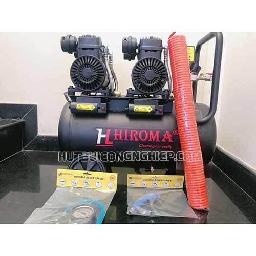 máy nén không khí Hiroma DHL 0555