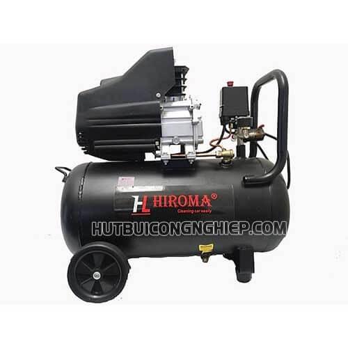 Máy nén khí Hiroma không dầu – Thương hiệu máy nén bán chạy nhất