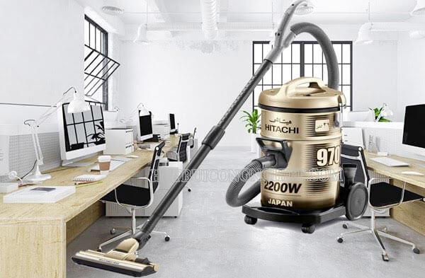 sử dụng máy hút bụi công nghiệp thái lan