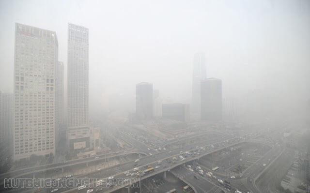 bụi mịn PM10