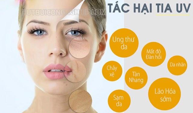 Tia UV bao nhiêu là có hại? Tác hại của tia cực tím đến sức khỏe con người