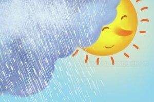 Tia UV xuất hiện khi nào? Trời mưa có tia UV không?