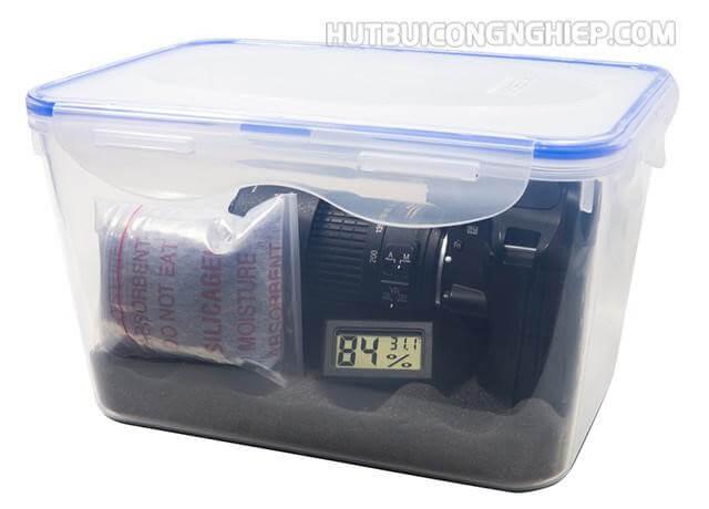 hộp chống ẩm bảo quản máy ảnh