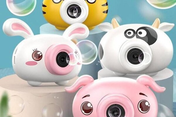 Các loại máy ảnh thổi bong bóng cho bé yêu0 (0)