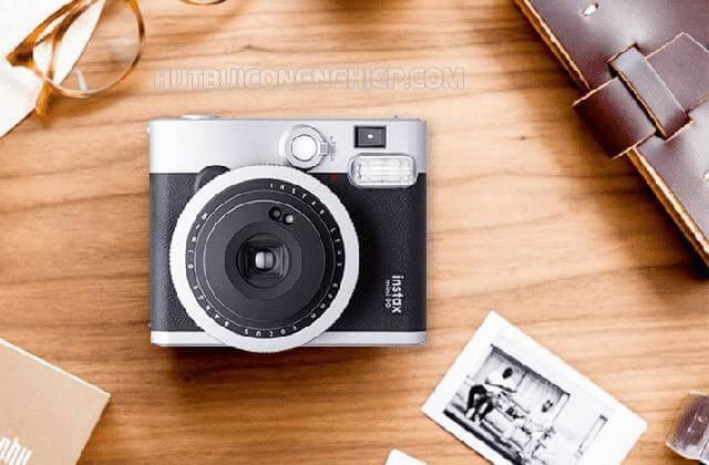 máy chụp hình lấy ngay giá rẻ, máy chụp hình lấy ngay chất lượng, máy chụp hình fujifilm instax mini 90 neo classic