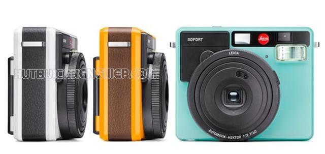 máy chụp hình lấy liền leica sofort, máy chụp hình lấy ngay, máy chụp hình lấy liền tốt nhất,
