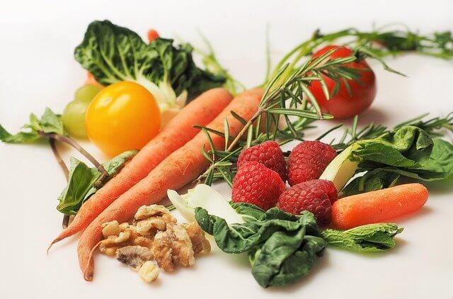 Rau củ tốt cho người ăn kiêng