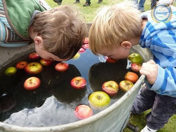 trờ chơi ăn táo