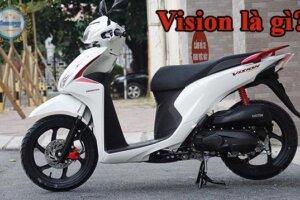 Vision là gì? Ý nghĩa tên gọi của một số dòng xe