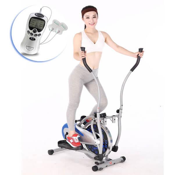 Nên lựa chọn máy tập thể dục tại nhà loại nào?