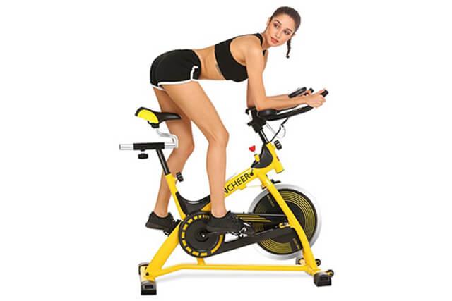 Sử dụng xe đạp thể thao nâng cao sức khỏe