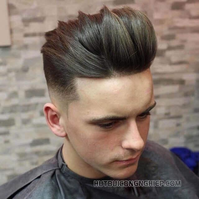 màu tóc hot trend 2021 cho nam