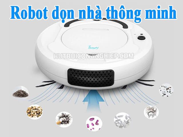 Robot dọn nhà thông minh – Kiệt tác công nghệ thời 4.0