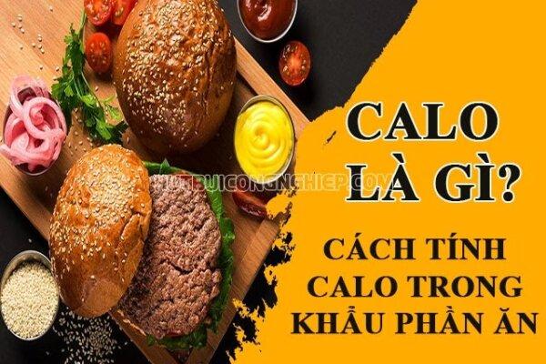 Calo là gì? Cách tính calo trong khẩu phần ăn giảm cân