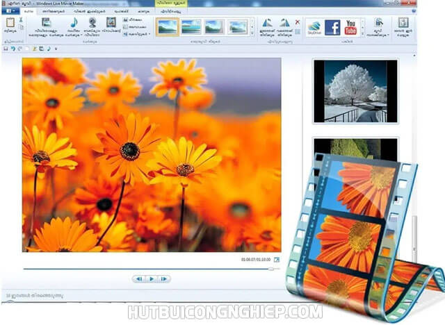 Cách xoay ngược video bằng phần mềm Windows Movie Maker