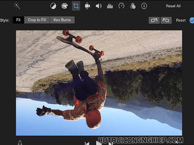 Hướng dẫn cách xoay video bị ngược đơn giản và chi tiết nhất