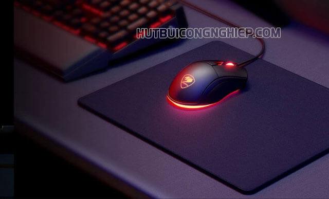 chuột máy tính không di được