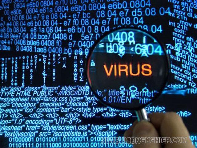 Bạn nên quét sạch virus trong máy