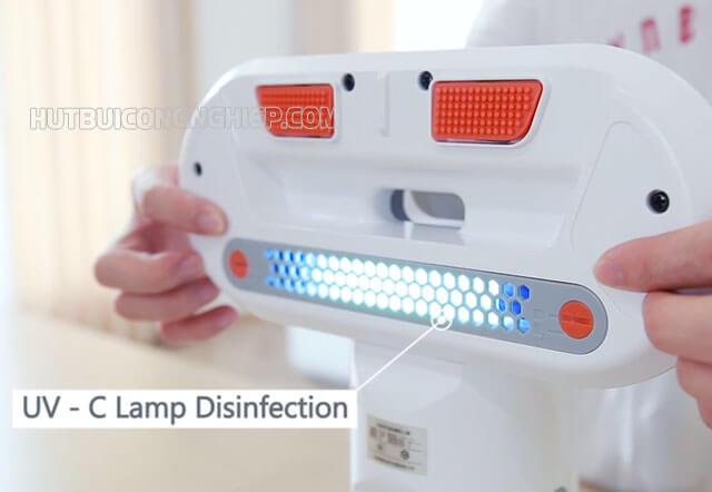 Hệ thống đèn diệt khuẩn hiện đại