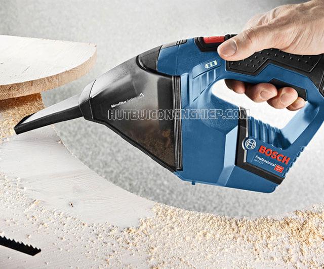 máy hút bụi mini cầm tay Bosch