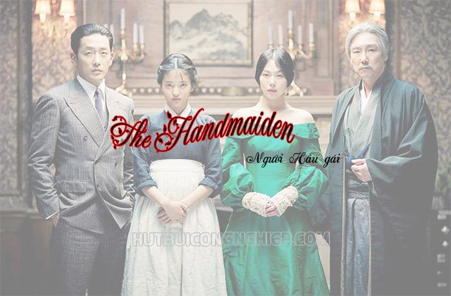 Người hầu gái - phim bách hợp Hàn Quốc