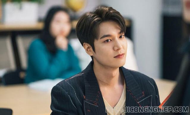 Lee Min Ho đẹp chuẩn soái ca