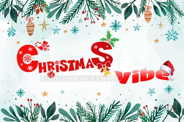 Christmas vibe là gì?