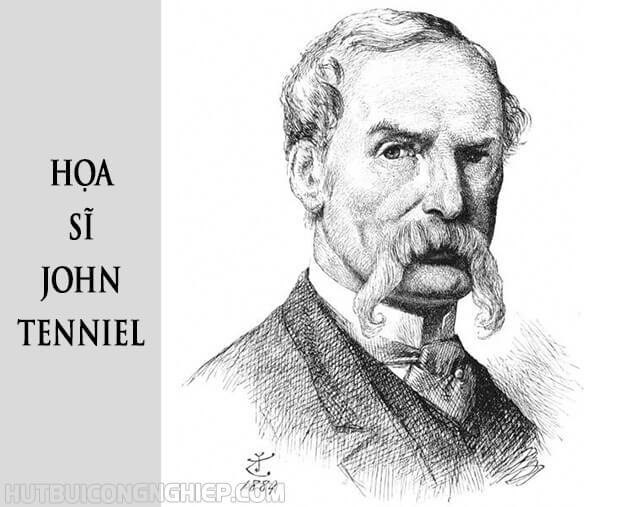 hiệp sĩ John Tenniel